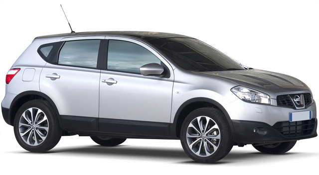 prezzo auto usate nissan qashqai 2012 quotazione eurotax. Black Bedroom Furniture Sets. Home Design Ideas