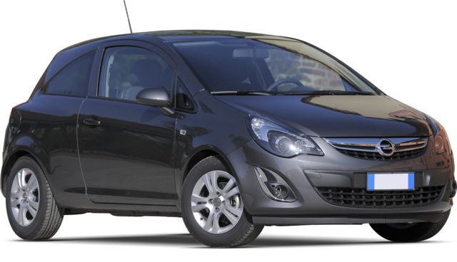 prezzo auto usate opel corsa 2013 quotazione eurotax. Black Bedroom Furniture Sets. Home Design Ideas