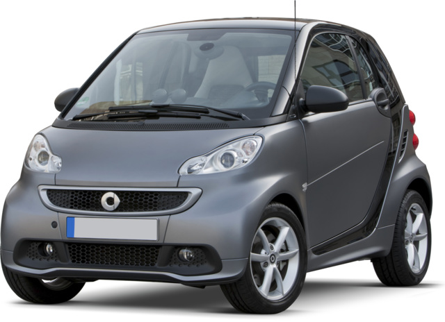 fortwo coupé