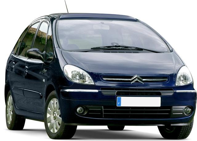 prezzo auto usate citro n xsara picasso 2008 quotazione eurotax. Black Bedroom Furniture Sets. Home Design Ideas