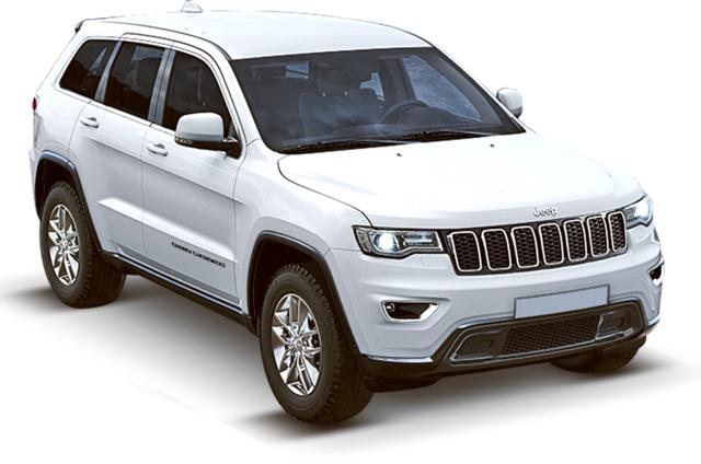 Prezzo auto usate Jeep Grand Cherokee 2013 quotazione eurotax