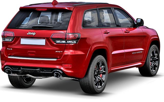 Listino Jeep Grand Cherokee Prezzo Scheda Tecnica