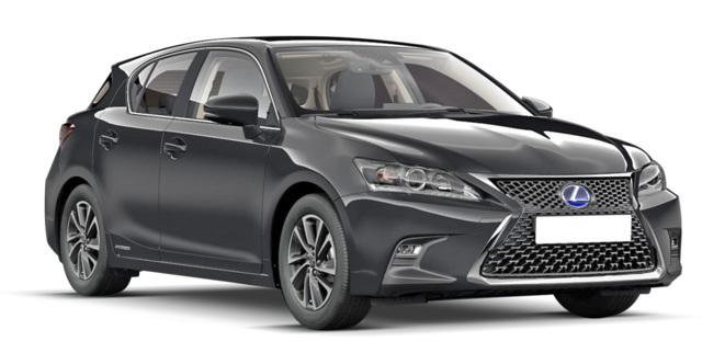 Listino Lexus CT prezzo - scheda tecnica - consumi - foto ...