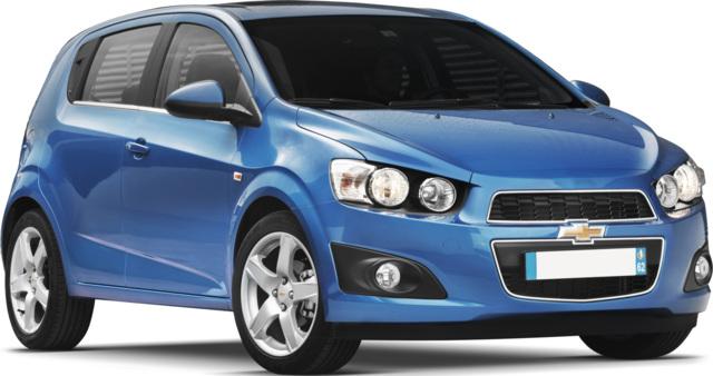 Prezzo Auto Usate Chevrolet Aveo 2011 Quotazione Eurotax