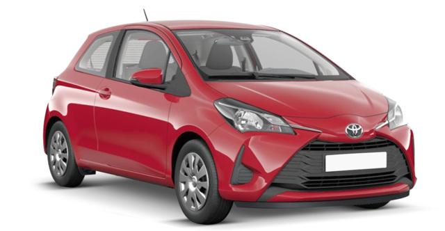 Listino Toyota Yaris prezzo - scheda tecnica - consumi ...