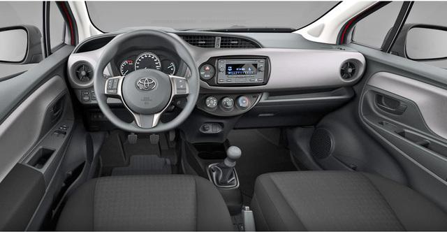 Nuova Toyota Iq 2018 >> Listino Toyota Yaris prezzo - scheda tecnica - consumi - foto - AlVolante.it