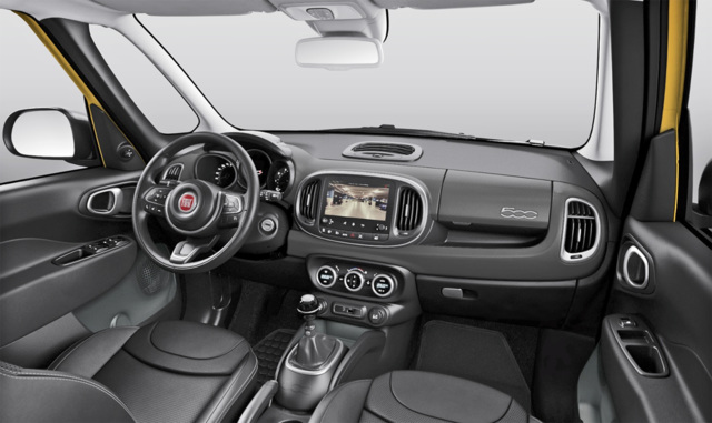 Subaru Station Wagon >> Listino Fiat 500L prezzo - scheda tecnica - consumi - foto - AlVolante.it