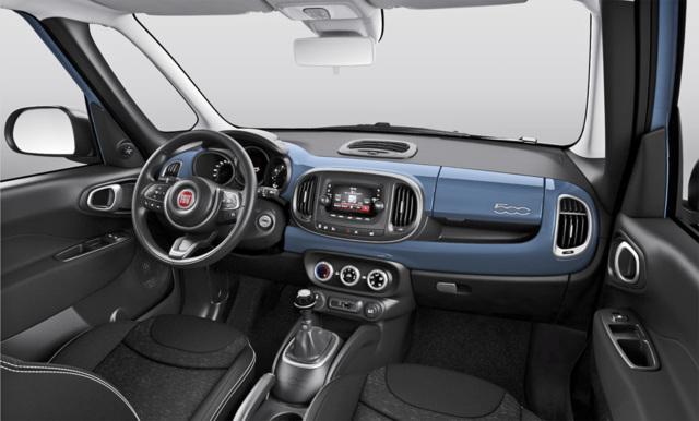 Listino Fiat 500L prezzo - scheda tecnica - consumi - foto ...
