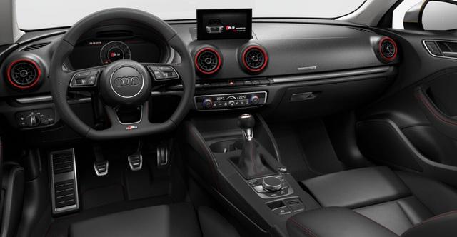 Listino Audi A3 Sportback prezzo - scheda tecnica ...