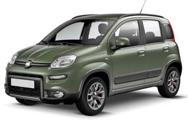 Prezzo auto usate fiat panda 4x4 2017 2 sem quotazione for Immagini panda 4x4
