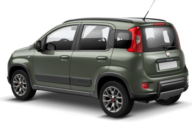 Listino Fiat Panda 4x4 Prezzo Scheda Tecnica Consumi