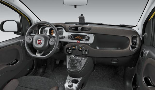 Listino Fiat Panda 4x4 prezzo - scheda tecnica - consumi ...