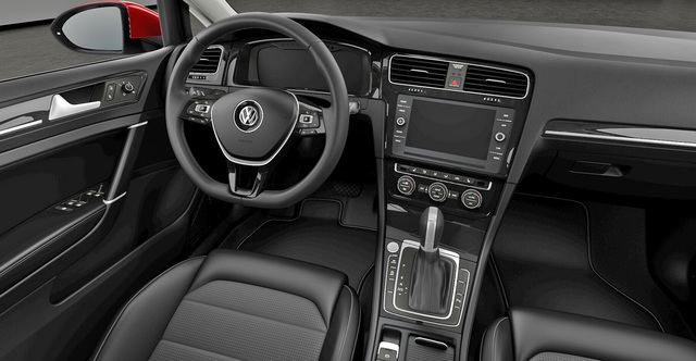 Listino Volkswagen Golf prezzo - scheda tecnica - consumi ...