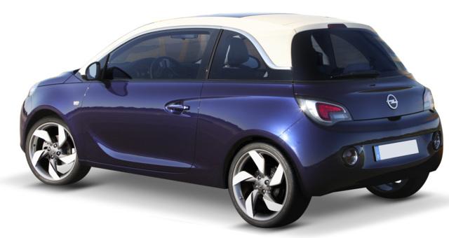 Listino Opel Adam prezzo - scheda tecnica - consumi - foto ...