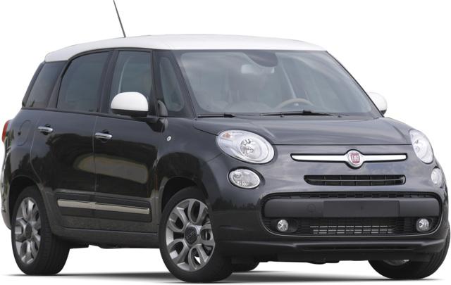Prezzo Auto Usate Fiat 500l Living 2018 1 Sem Quotazione Eurotax