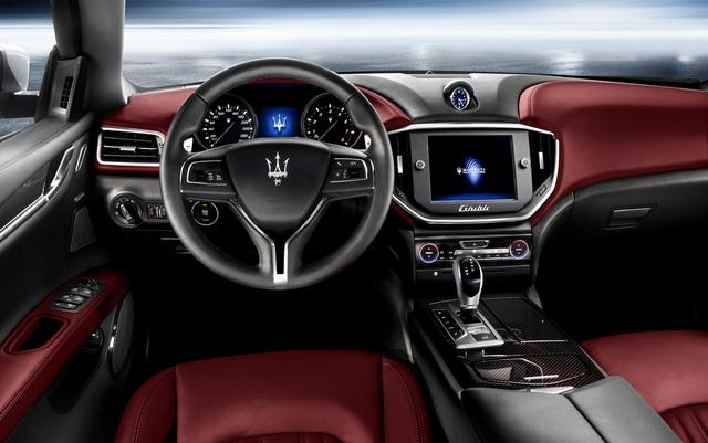 Listino Maserati Ghibli Prezzo Scheda Tecnica Consumi
