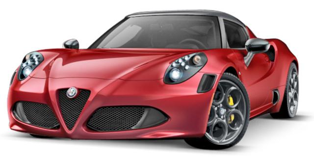 Listino Alfa Romeo 4c Prezzo Scheda Tecnica Consumi