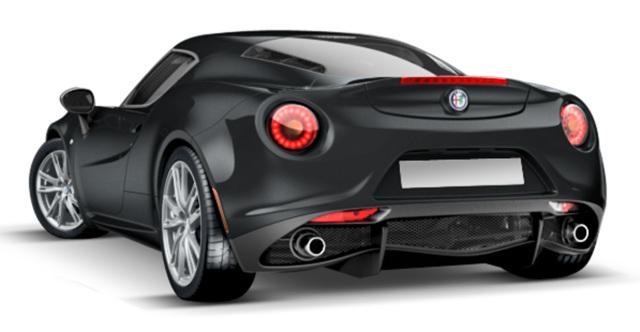 Listino Alfa Romeo 4c Prezzo Scheda Tecnica Consumi Foto