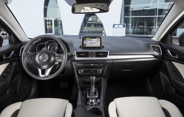 Listino Mazda 3 Prezzo Scheda Tecnica Consumi Foto