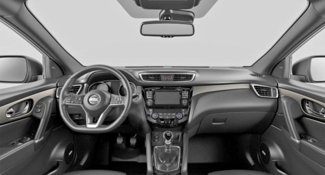 Listino Nissan Qashqai prezzo - scheda tecnica - consumi ...
