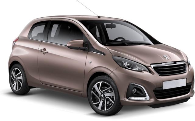 Listino Peugeot 108 prezzo - scheda tecnica - consumi - foto ...