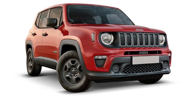 Listino Jeep Renegade Prezzo Scheda Tecnica Consumi Foto