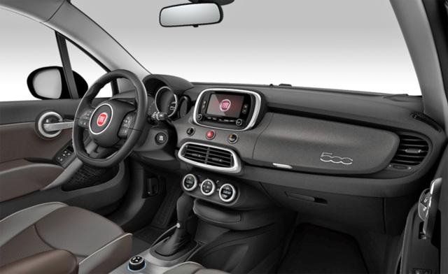 Listino Fiat 500x Prezzo Scheda Tecnica Consumi Foto