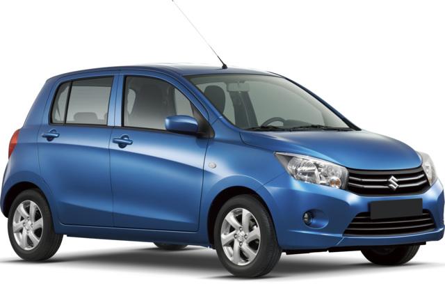 Listino Suzuki Celerio prezzo - scheda tecnica - consumi - foto ...