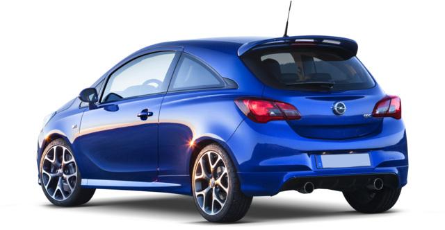 Listino Opel Corsa prezzo - scheda tecnica - consumi ...