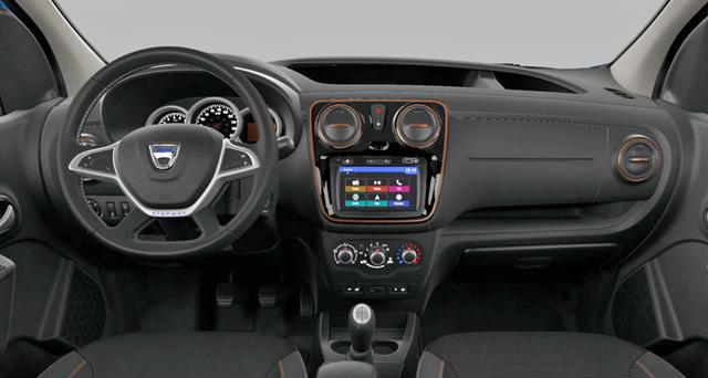 Listino Dacia Dokker Stepway prezzo - scheda tecnica ...