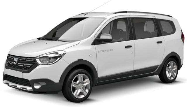 Listino dacia lodgy stepway prezzo scheda tecnica for Dacia duster 7 posti