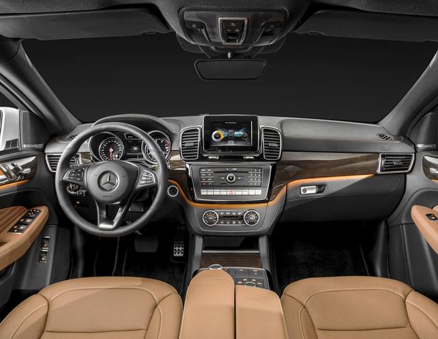 listino mercedes gle coupé prezzo - scheda tecnica - consumi