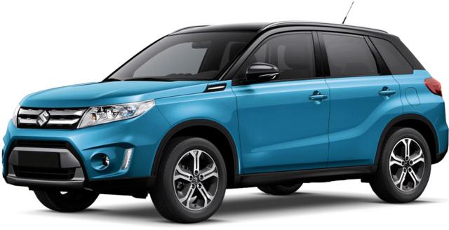 Listino Suzuki Vitara prezzo - scheda tecnica - consumi ...