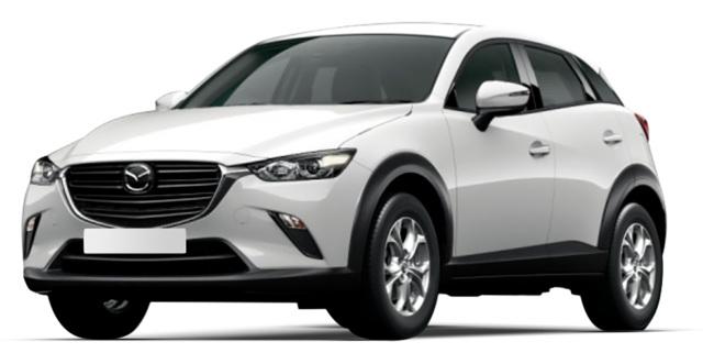 Listino Mazda Cx 3 Prezzo Scheda Tecnica Consumi Foto Alvolante It