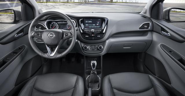 Listino Opel Karl prezzo - scheda tecnica - consumi - foto ...