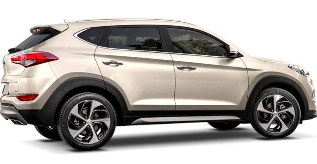 Listino Hyundai Tucson Prezzo Scheda Tecnica Consumi Foto Alvolante It