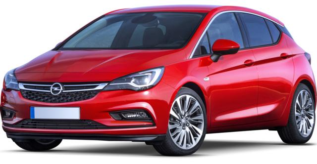 Prezzo Auto Usate Opel Astra 2015 Quotazione Eurotax