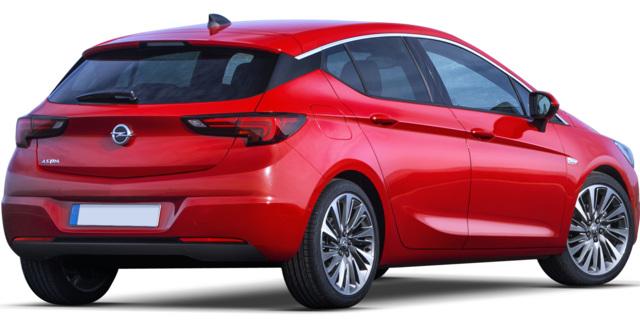 Listino Opel Astra Prezzo Scheda Tecnica Consumi Foto Alvolante It