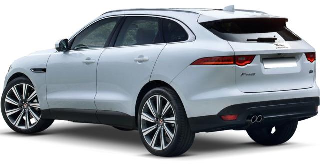 Listino Jaguar F Pace Prezzo Scheda Tecnica Consumi