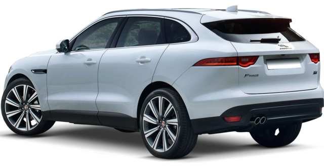 8050de815ff6 Listino Jaguar F-Pace prezzo - scheda tecnica - consumi - foto ...