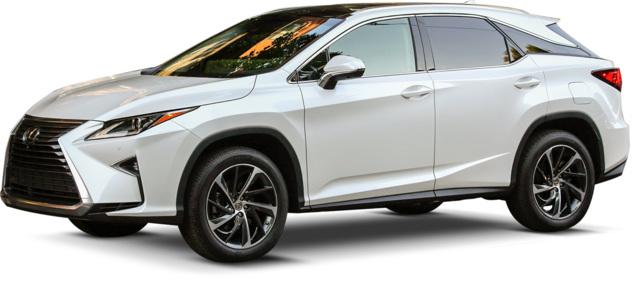 Prezzo Auto Usate Lexus Rx 2017 1 176 Sem Quotazione Eurotax