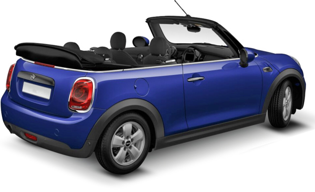 Listino Mini Cabrio Prezzo Scheda Tecnica Consumi Foto
