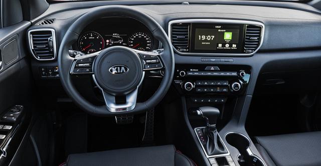 Listino Kia Sportage Prezzo Scheda Tecnica Consumi