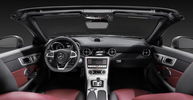 Listino Mercedes Slc Prezzo Scheda Tecnica Consumi
