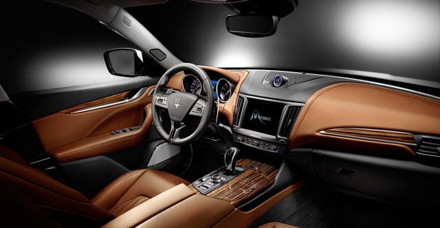 Listino Maserati Levante Prezzo Scheda Tecnica Consumi Foto Alvolante It