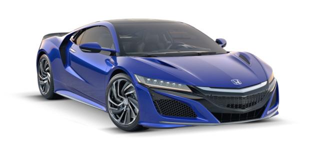 Listino Honda NSX prezzo - scheda tecnica - consumi - foto ...