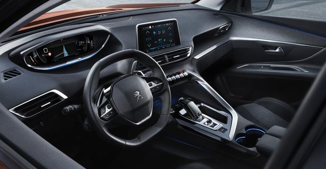 Listino Peugeot 3008 Prezzo Scheda Tecnica Consumi Foto