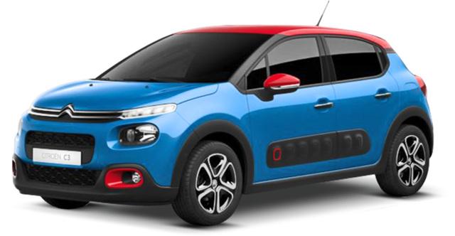 Listino Citroën C3 prezzo - scheda tecnica - consumi ...