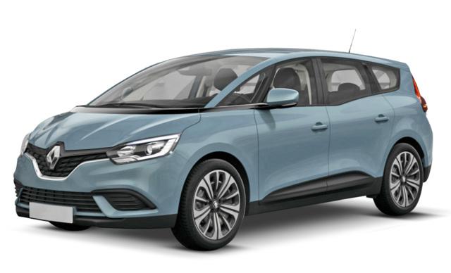 Listino Renault Grand Scénic prezzo - scheda tecnica ...