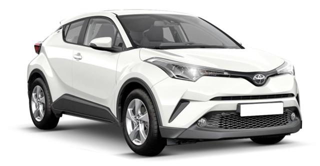 Listino Toyota C Hr Prezzo Scheda Tecnica Consumi Foto Alvolante It
